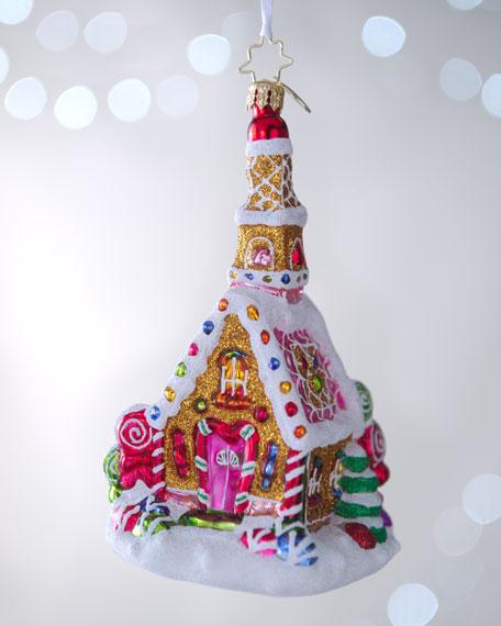 """Sweet Celebration"" Christmas Ornament"
