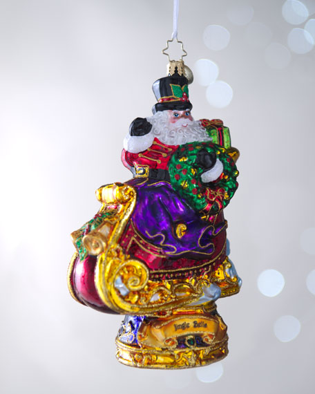"""Jingle Bells"" Christmas Ornament"