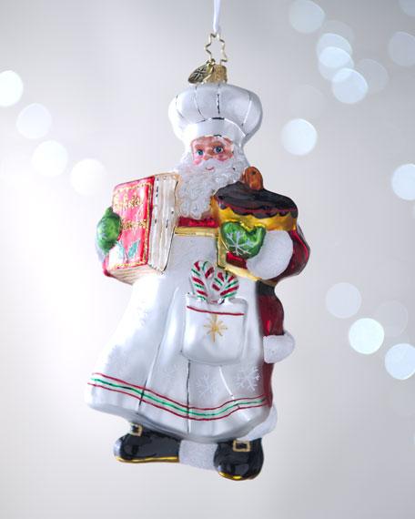 """Holiday Recipes"" Christmas Ornament"