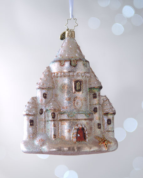"""Ocean View"" Christmas Ornament"