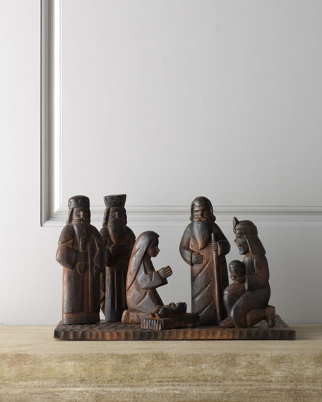 """Artisan"" Nativity"