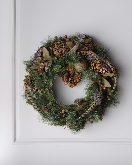 Woodlands Wreath
