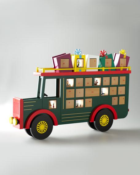 Advent Calendar Bus