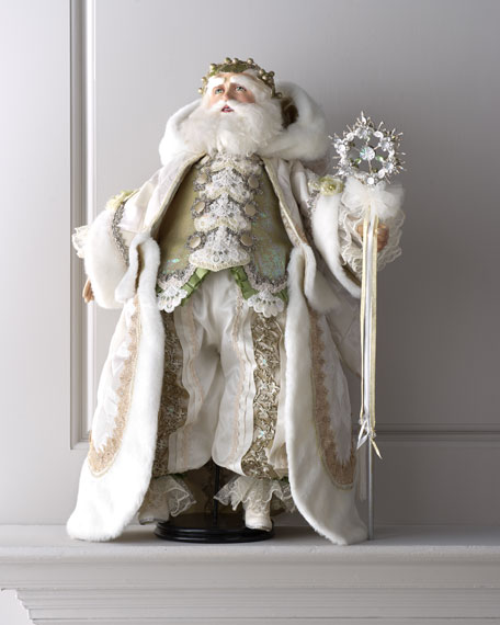 """""""Papa Beauregaurd"""" Santa"""