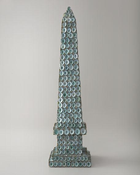 Blue Limpet Obelisk