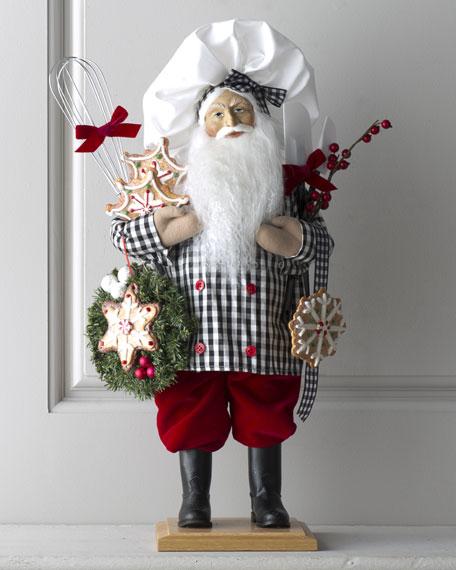 """""""Cookies Galore"""" Santa"""