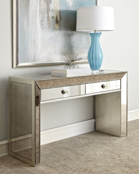 Shilo Mirrored Console