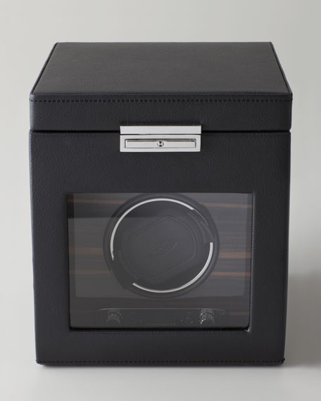 """Roadster"" Single Watch Winder"