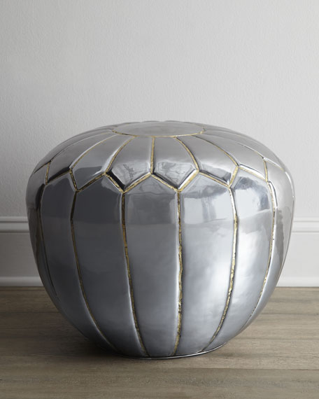 """Silver Petal"" Table"