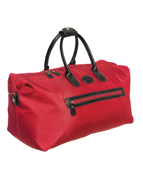 Red Pronto Cargo Duffel