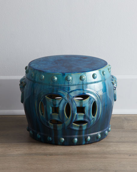 Miraculous Vintage Ceramic Garden Stool Gmtry Best Dining Table And Chair Ideas Images Gmtryco