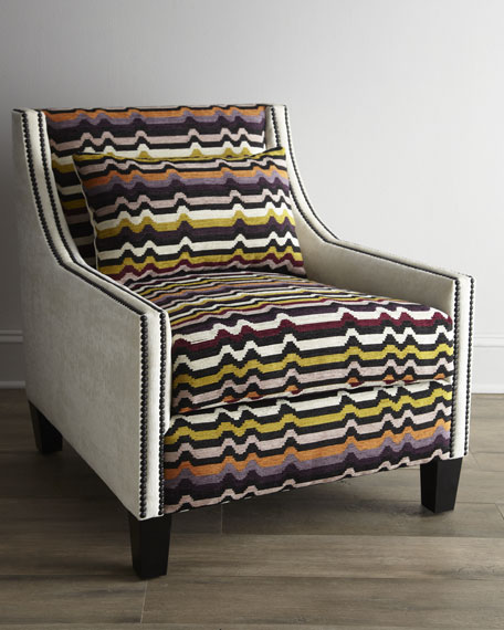 """Chevron"" Chair"