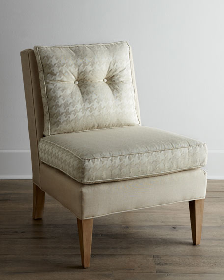 """Piper"" Armless Chair"