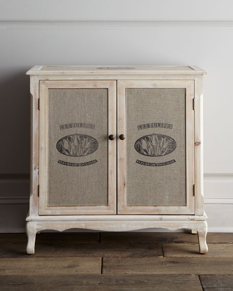 """Bellamy"" Tulip Chest"