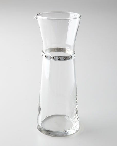 """In Vino Veritas"" Decanter"