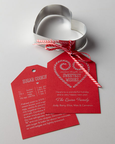 "50 ""Cookie Cutter"" Cards"
