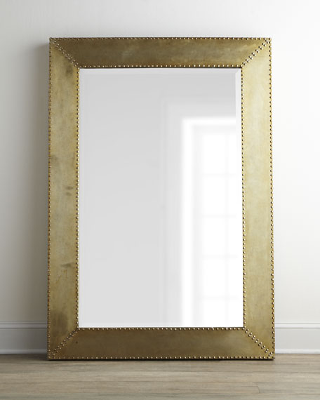 """Rashane"" Metal Mirror"