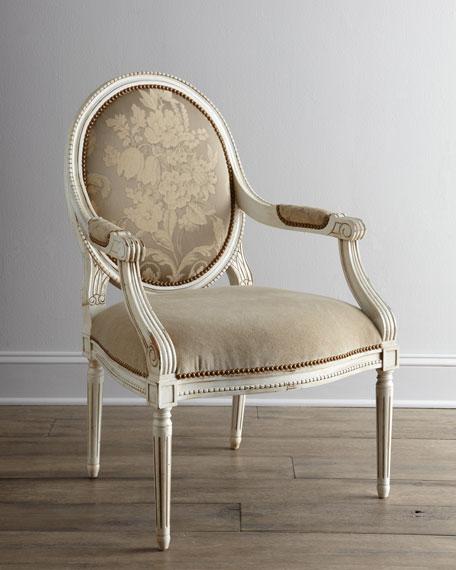 """""""Na'llah"""" Framed Armchair"""