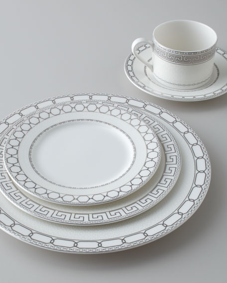 "Five-Piece ""Calista"" Dinnerware Place Setting"