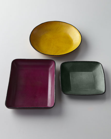 Pop Color Tray Set