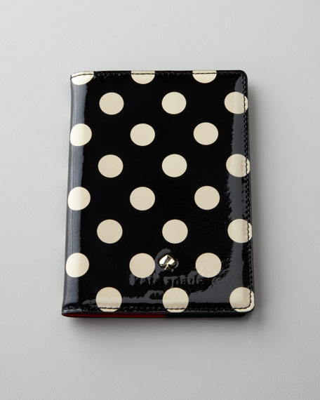 """Carlisle Street"" Passport Holder"