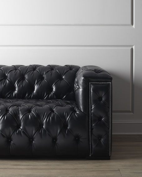 """Blaylock"" Tufted Sofa"
