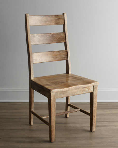 "Two ""Santa Rosa"" Dining Chairs"