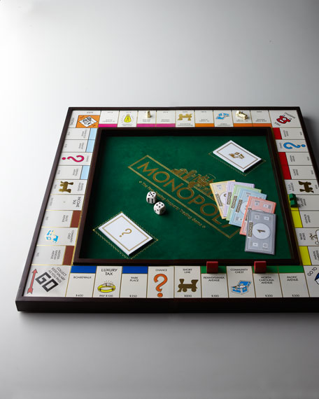 """Monopoly"" Deluxe Game Set"