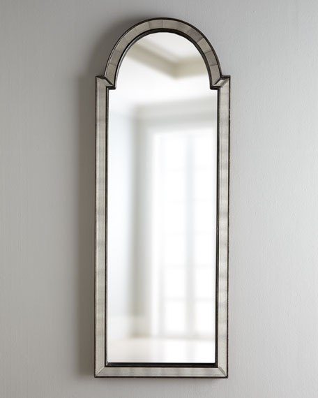"""Bacavi"" Arched Mirror"