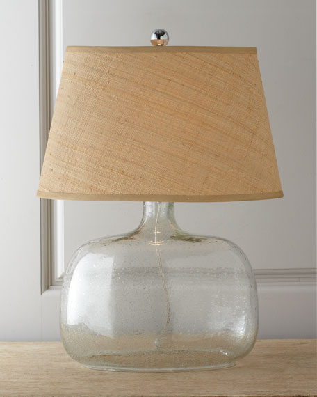 Etonnant Regina Andrew Design Seeded Glass Table Lamp