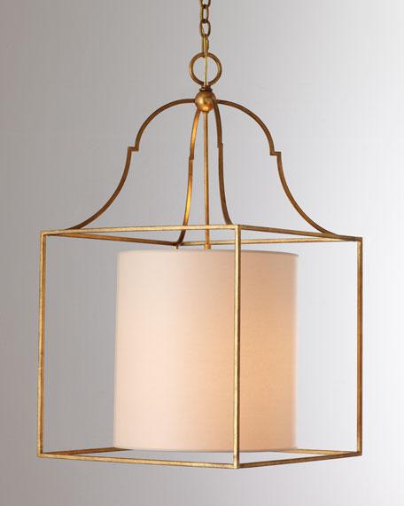 """Gustavian"" Lantern Pendant Light"