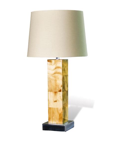 """""""Zuma"""" Horn Lamp"""