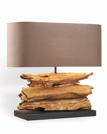 """Riverine"" Lamp"