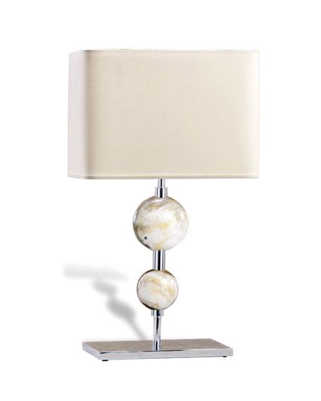 """""""Sofia"""" Horn Lamp"""