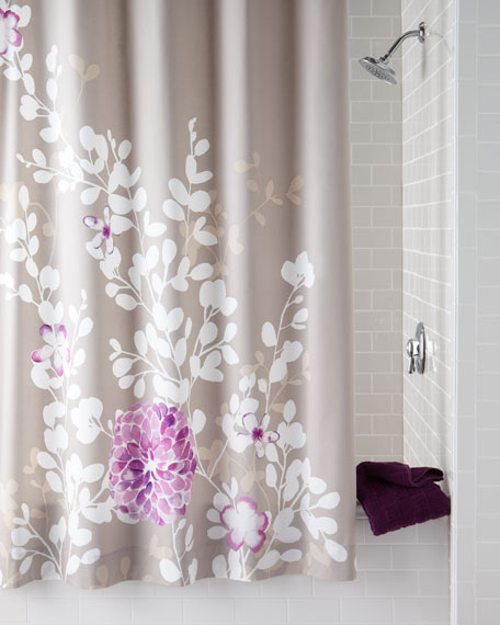 """Kaleah"" Shower Curtain"
