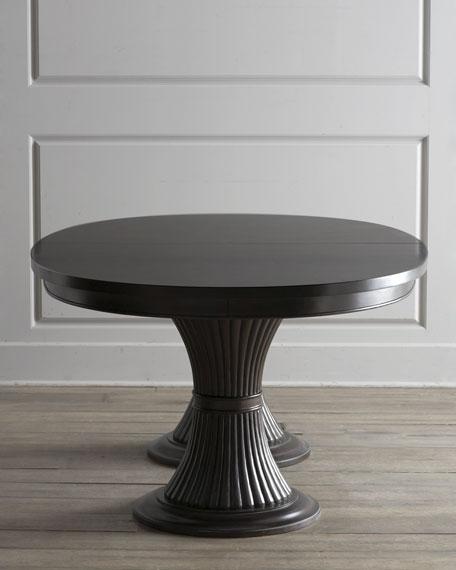 Lassater Double-Pedestal Dining Table