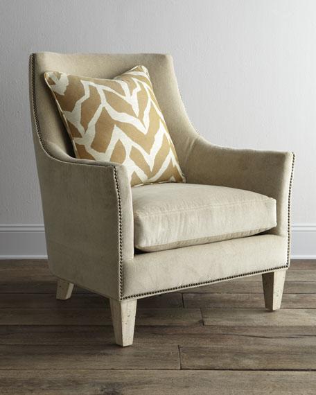 """Grandbury"" Stitched Chair"