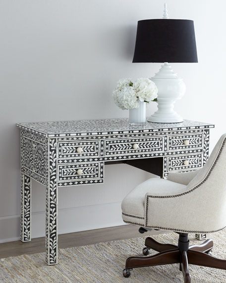 """Killeen"" Inlay Desk"