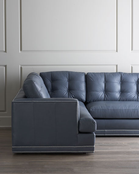 """Estacado"" Sectional Sofa"