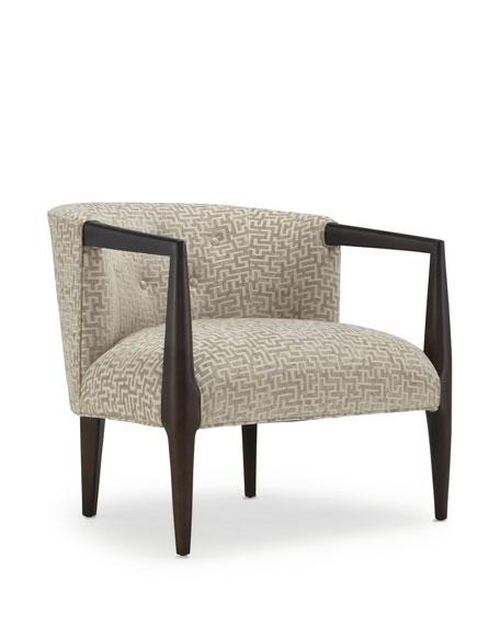 """Diane's"" Conversation Chair"