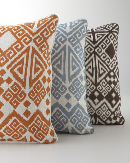 """Tangier"" Accent Pillow"