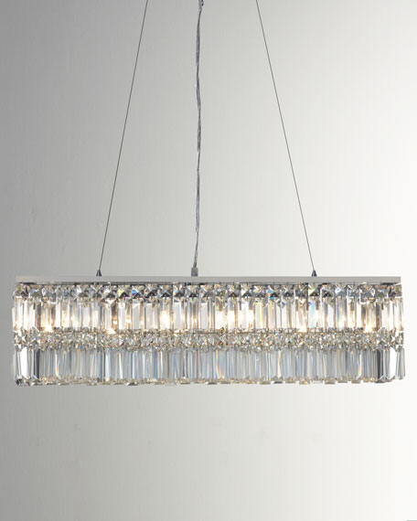 """Canley"" Crystal Pendant"