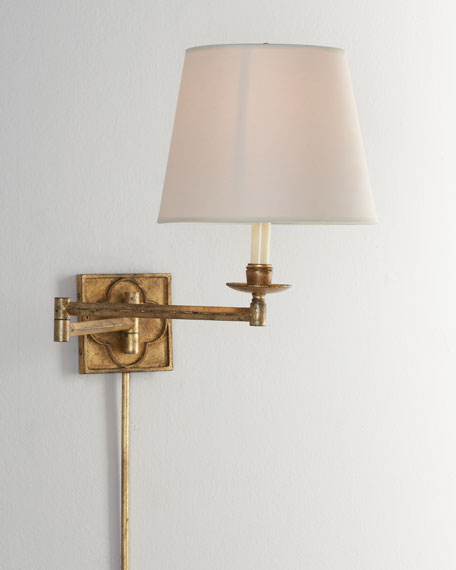 """Griffith"" Swing Arm Lamp"