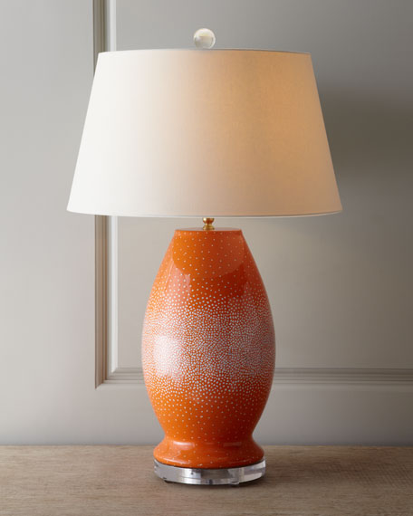 """Sunburst"" Table Lamp"