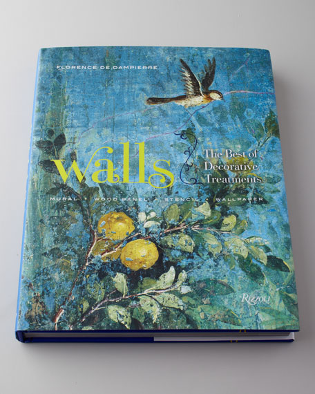 """Walls: The Best of Decorative Treatments"" Book"