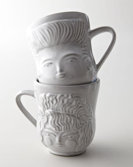 """""""Utopia Ice, Ice"""" Mug"""