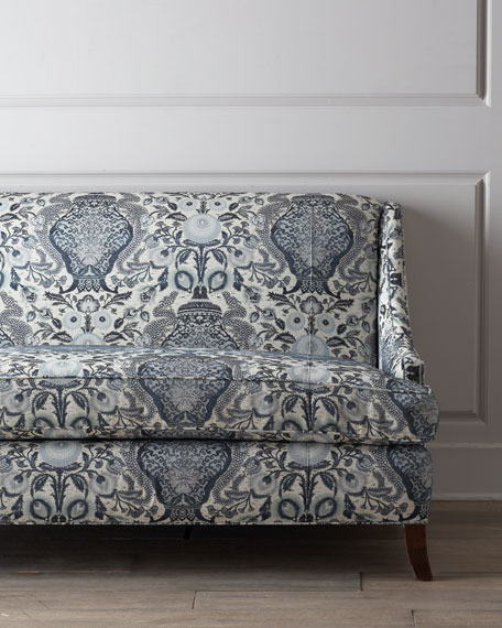 """Blue Willow"" Sofa"