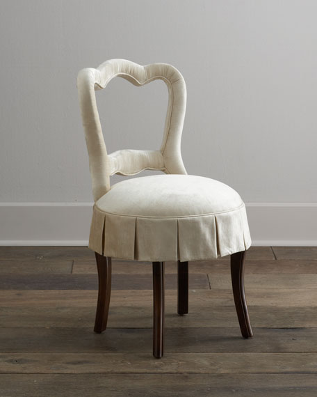 """Cirque"" Vanity Chair"