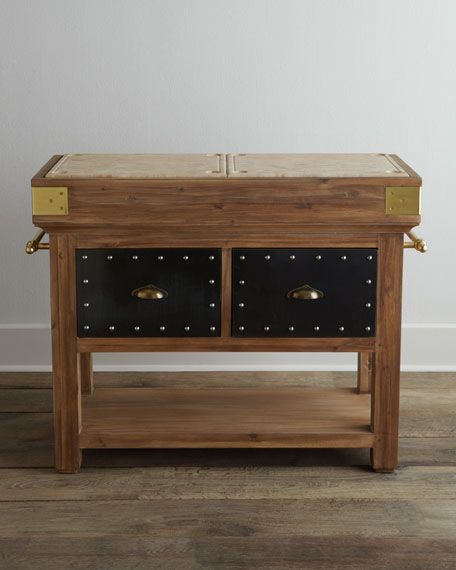 """Sheridan"" Kitchen Island"