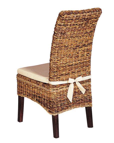 Abaca Chair